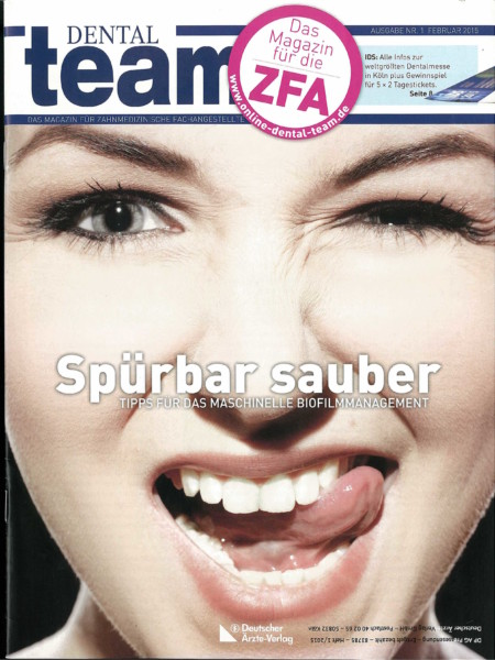 Dental Team - Ausgabe 1 - Feb 2015