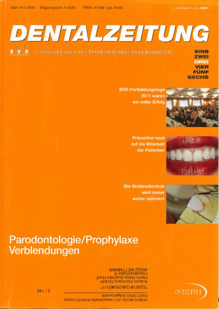 Dentalzeitung - Juni 2011
