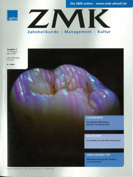ZMK - Ausgabe 3 - März 2016