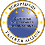 Certified Top-Speaker International - Europäische Trainer Allianz