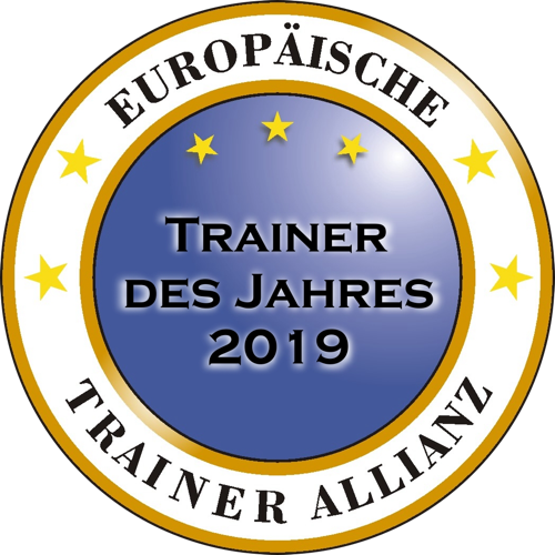 Vesna Braun is Trainer of the Year 2019 - a title given to her by the European Trainer Alliance