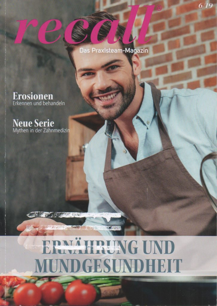recall - Ausgabe 6 - 2019