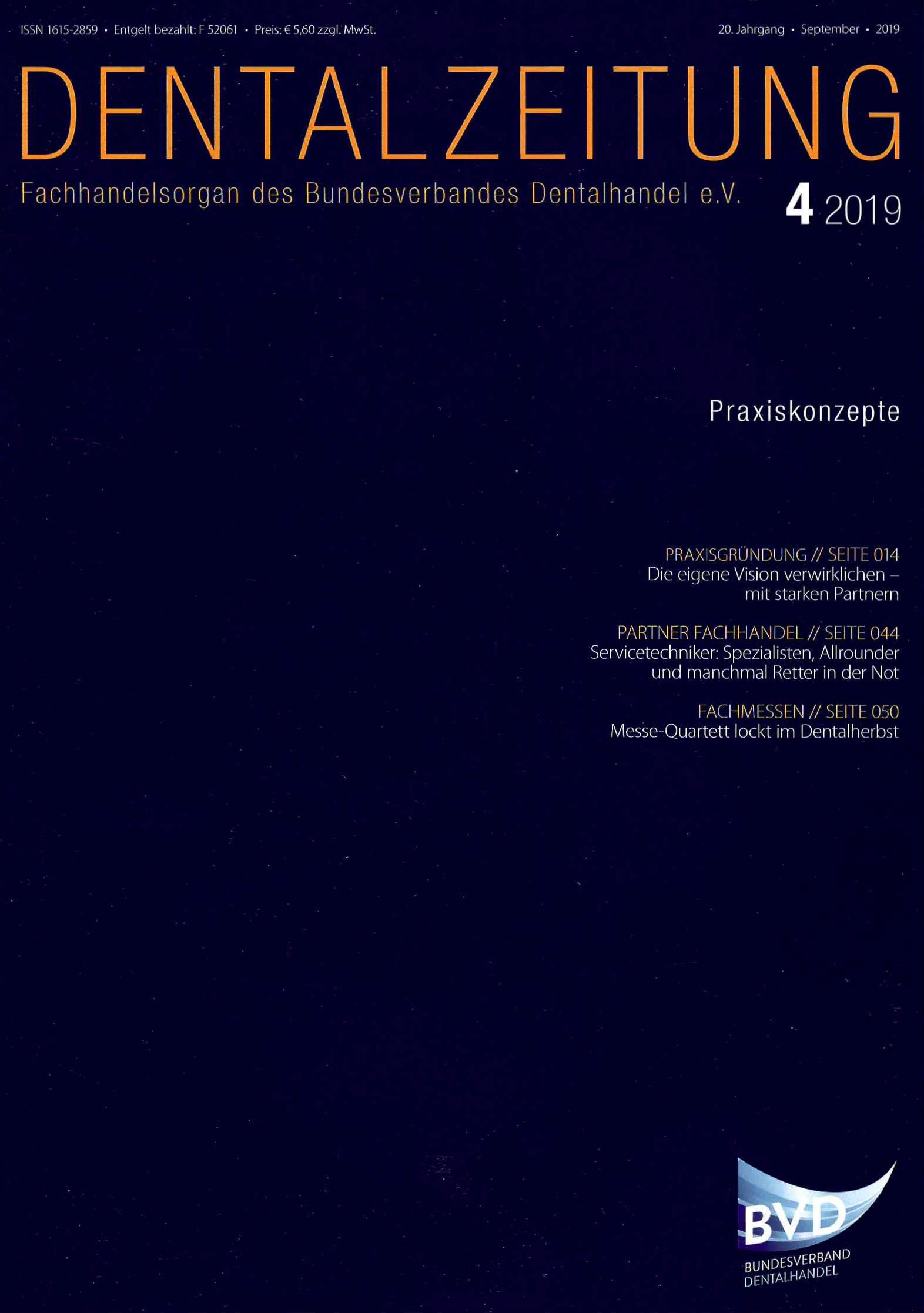 Dentalzeitung 2019-04