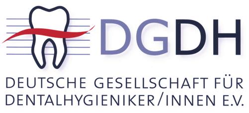 Logo Deutsche Gesellschaft für Dentalhygieniker/innen